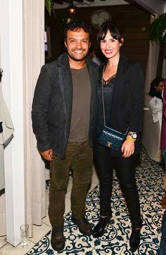 Ana Serradilla, feliz al lado de su novio, Julián Román