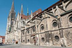 Regensburg Cathedral.