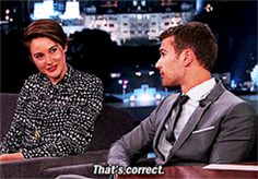 9 Reasons Why Shailene Woodley And Theo James Are Awesome