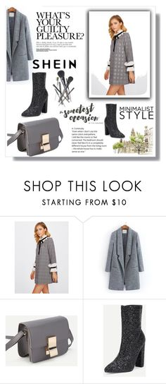 """#Sheiin 8"" by kristina779 ❤ liked on Polyvore featuring Cheville and Joe Fresh"