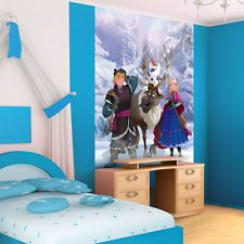 fototapete fototapeten tapete tapeten disney eisk nigin elsa 832 p4 baumarkt. Black Bedroom Furniture Sets. Home Design Ideas