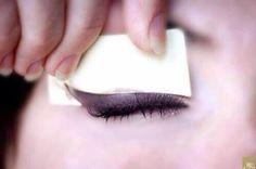 Good idea #diy #makeup #easy