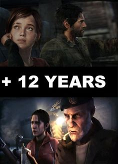 The Last of Us, 12 Years Later Save the best 4 last. - Naughty Dog - Left 4 Dead #gaming #funny