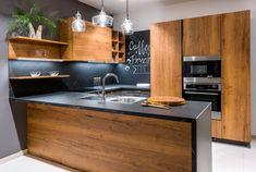 Kitchen Room Design, Luxury Kitchen Design, Contemporary Kitchen Design, Kitchen Layout, Home Decor Kitchen, Interior Design Kitchen, Home Kitchens, Kitchen Modular, Modern Kitchen Interiors