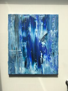 Blue by john william bosch