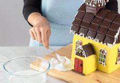 Χριστουγεννιατικα σπιτάκια από κέικ ! Blog, Christmas, House, Strawberry Shortcake House, Xmas, Home, Blogging, Navidad, Noel
