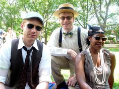 June 2011 Jazz Age Lawn Party