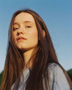 Sigrid interview on her new song Don't feel like crying Make Mine Music, Feel Like Crying, A Writer's Life, Face Reference, Human Emotions, Her Music, Woman Face, News Songs, Pretty Woman