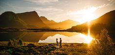 These Wedding Photos From Norway Remind Us That Our Planet Is A Beautiful Place