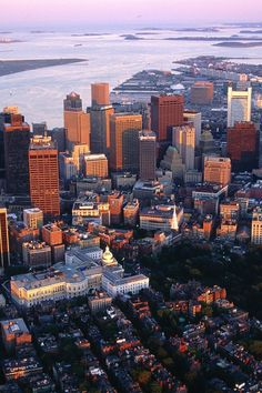 Downtown Boston. Been there! But i would love to go back