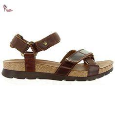 Sandales pour Femme PANAMA JACK DANIA BW B1 PULL-UP NEGRO mLkD7A