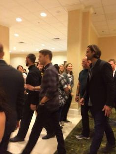 Jensen and Jared - NJCon2014