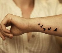 richard bach tattoos | Picture source unknown)