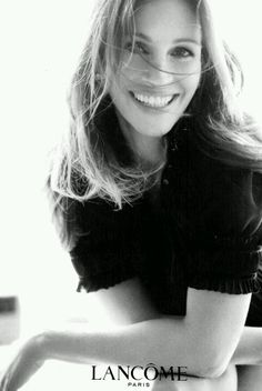 Julia Roberts Lancome Ad