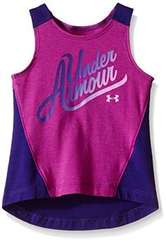 Under Armour Baby Tank Strobe 18 Months ** Learn more by visiting the image link. (This is an affiliate link) #BabyGirlTops