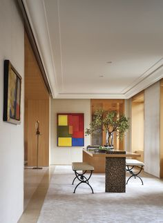 See more of Thomas Pheasant Interiors's Central Park South  on 1stdibs