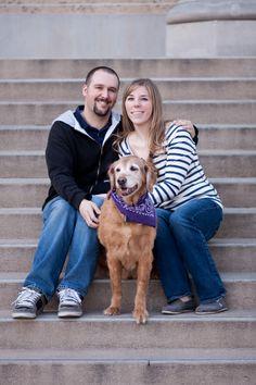 Family engagement photo