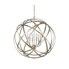 Found it at Wayfair - Dorota 6 Light Globe Pendant