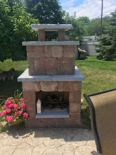 Necessories Desert Compact Outdoor Fireplace 4200039 at The Home Depot - Mobile