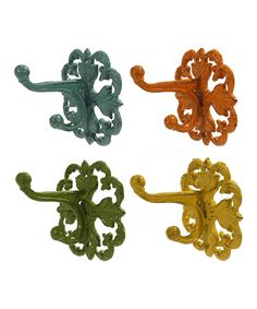 Look at this Small Wall Hook Set on #zulily today!