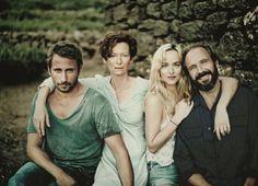 Primeras imágenes: Tilda Swinton en 'A Bigger Splash' de Luca Guadagnino - ENFILME.COM