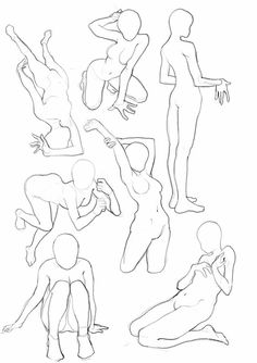 Figure drawing is challenging. Anatomy Sketches, Anatomy Drawing, Manga Drawing, Drawing Sketches, Art Drawings, Drawing Lessons, Drawing Techniques, Drawing Tips, Drawing Base
