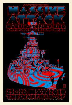Massive Attack @ The Warfield