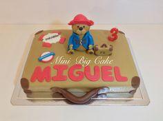 Paddington Bear cake  Bolo ursinho Paddington