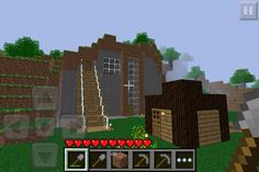 One of my worlds! BOSS HOUSE