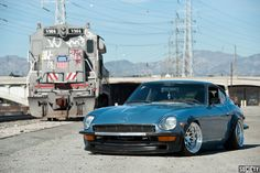 260z with headlight guards