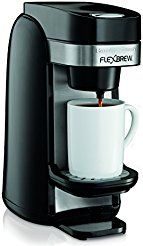 Christmas deals week Hamilton Beach Single Serve Coffee Maker Flexbrew (49997)