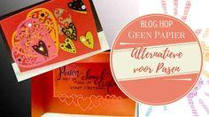 Hobby Alternatief: Blog Hop! Alternatieve voor Pasen