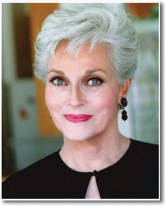 Lee Meriwether... gorgeous even with white hair