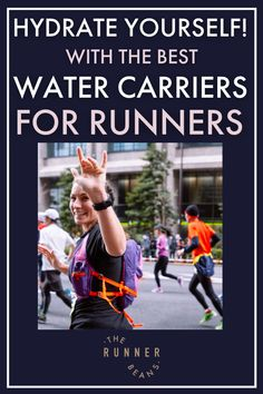 Hydrating yourself during a run is crucial; but what's more crucial is to have a water bottle on you in the most functional way. Explore the best way to stay hydrated with the most efficient water carriers for runners. The water bottle carriers mentioned in this list are tried and tested by experienced runners. What are you waiting for? Click through for the best water carriers for runners #watercarrier #watercarrierforrunning #waterbottlecarrierforrunning #waterbottlecarrier #therunnerbeans Water Bottle Carrier, Runner Beans, Hydration Pack, We Run, How To Run Longer, Get One, Body Weight, Good Things