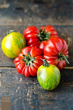 Ox Heart Tomatoes | Chewtown
