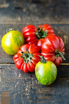 Ox Heart Tomatoes | Chewtown