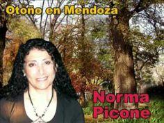 Norma Picone canta Otoño en Mendoza Mendoza