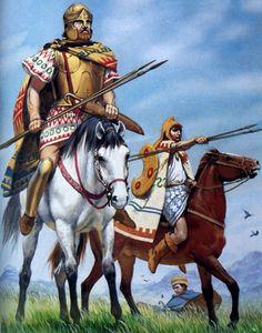 """Thracians. The invasion of Macedonia, 429 BC"