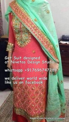 punjabi salwar suit pinterest - @nivetas visit us at…