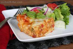 Really fantastic lasagna!