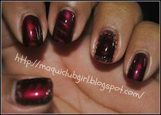 MAQUICLUB GIRL: MSMD: Magnetic Nails
