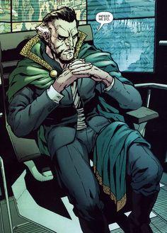 ras al ghul - Bing Images Gotham City, Nyssa Al Ghul, Robin, League Of Assassins, Ras Al Ghul, Talia Al Ghul, Univers Dc, Comic Villains, Batman Universe