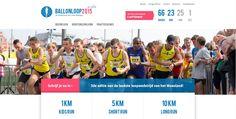 Nieuwe website voor http://ballonloop.be/