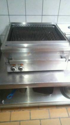 PALUX BistroLine Steakgrill<br />voll funktionsfähig, 8 Jahre alt, kaum benutzt, Anschluss für...,PALUX BistroLine Steakgrill für die professionelle Küche in Nordrhein-Westfalen - Herzogenrath