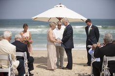 Cara and John's Sanderling Wedding   Photo by Genevieve Stewart Photography