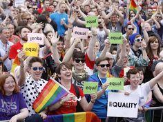 Cazuza: Irlanda é o primeiro país a aprovar casamento gay ...