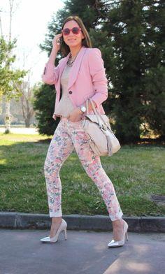Baby pink. Pistas de mi armario. Blog moda tendencias shoppping cuidados fashion.