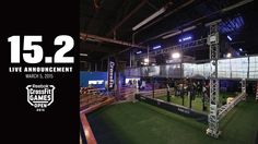 Live Announcement of Open Workout 15.5 - Watch the video @ Kavinsinn