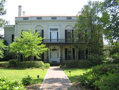 Old Government House, Augusta, Georgia. This is where Jon & I got married in front of our family & friends. great day!!