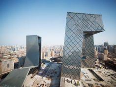 CCTV building, Beijing / OMA